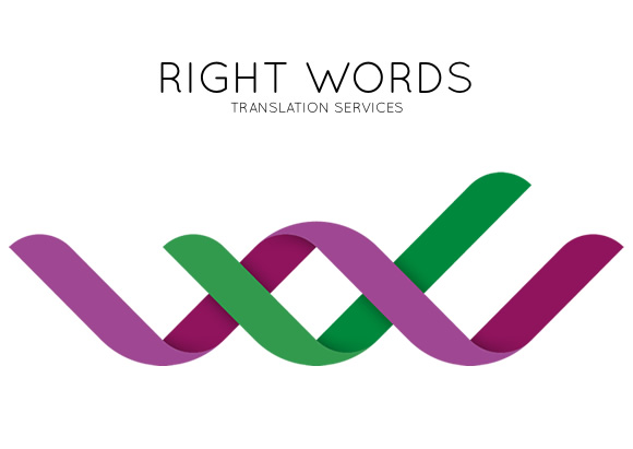 Right Words Logo